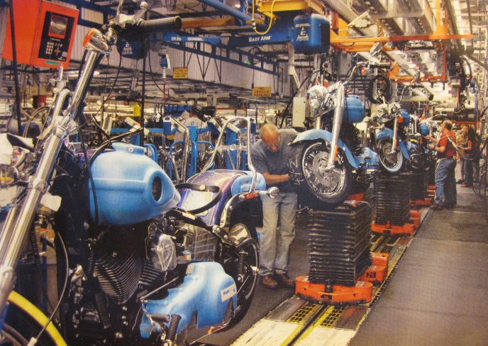 Harley Factory